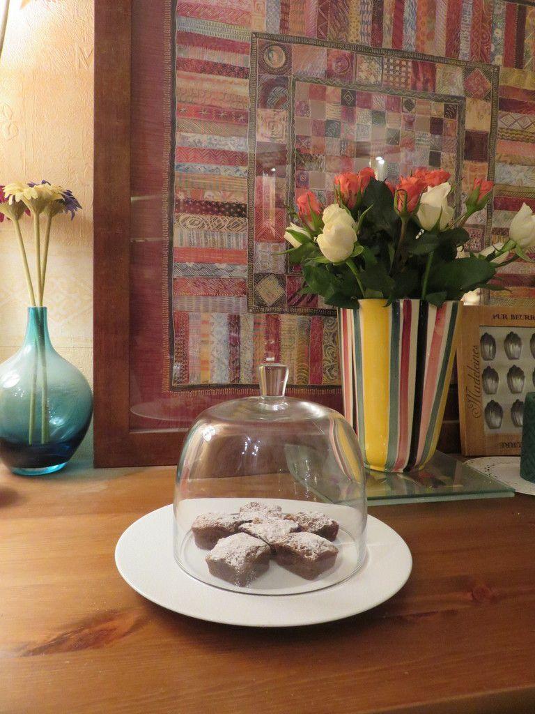 Mes minis brownie aux noix de pécan