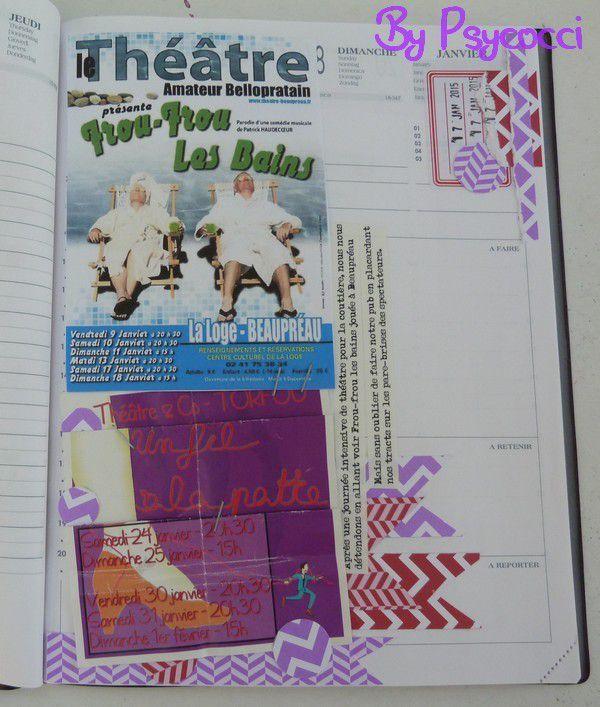 semaine 3 : théâtre