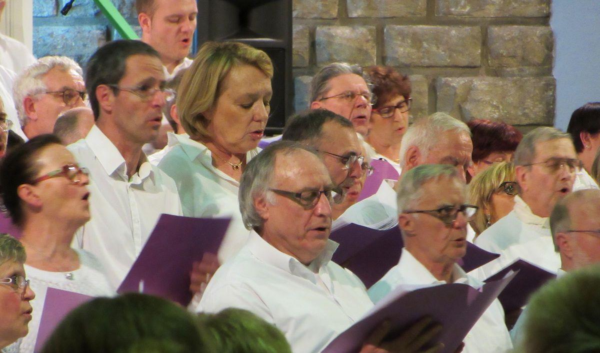 Veillée chantante avec les Sentiers Chantants