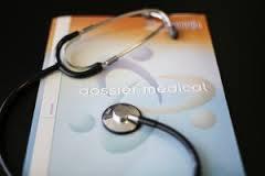 Vous pouvez réclamer votre dossier médical .....
