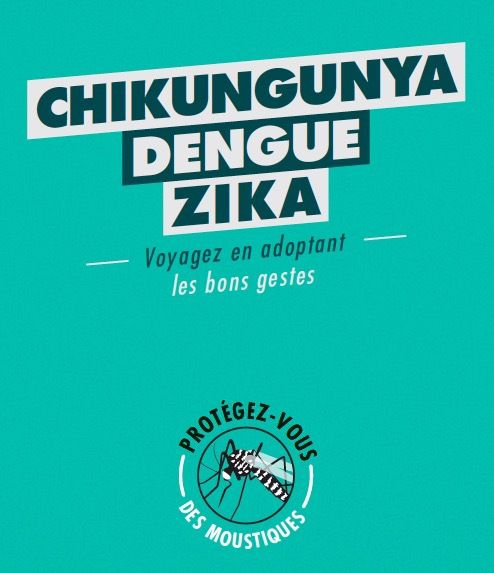 ZIKA-DENGUE-CHIKUNGUNYA .. les bons gestes