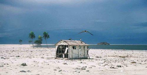 Une île française, au large des côtes mexicaines...