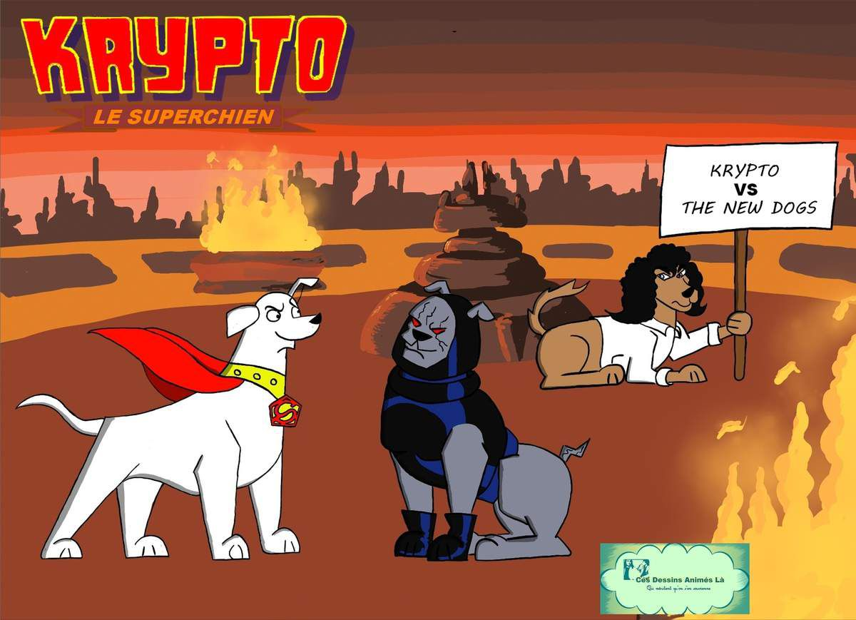 Single n°9 - Krypto le superchien