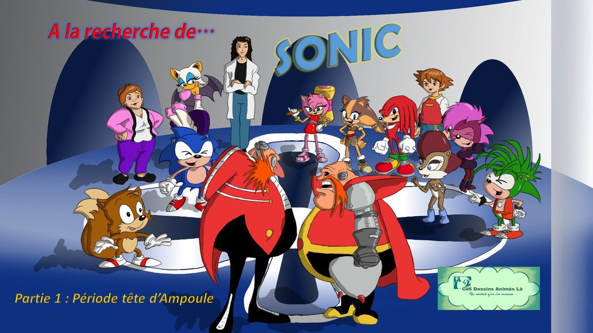 Review n°61 - A la recherche de Sonic, partie 1