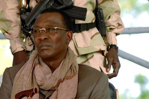 Idriss DEBY ITNO Président du Tchad