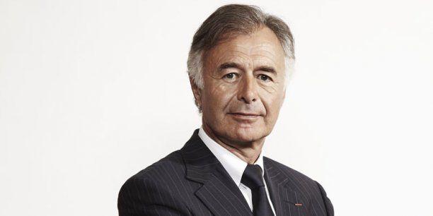 Philippe Petitcolin, le directeur general de safran morpho
