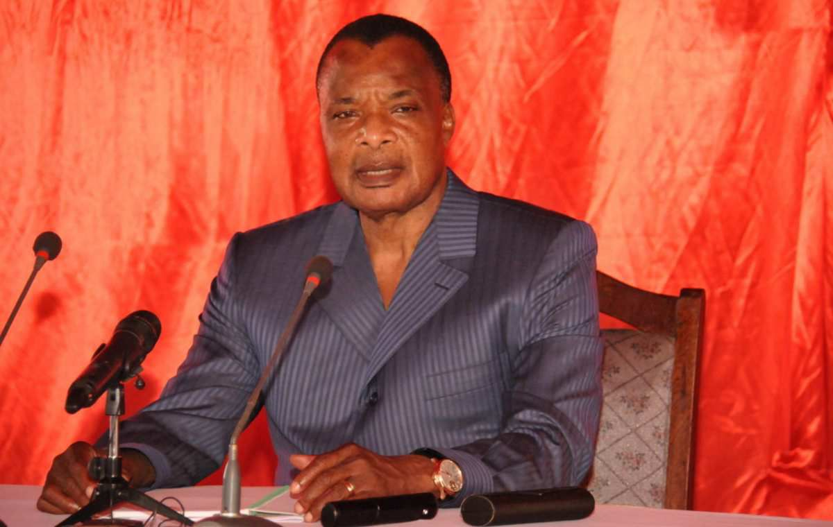 Pr. Denis Sassou NGUESSO