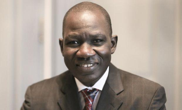 Alamine Ousmane Mey, ministre camerounais des Finances