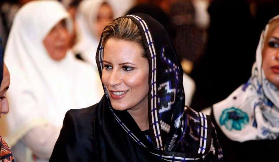 Lieutenant-Général Aicha Kadhafi