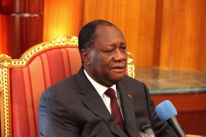 SE. Alassane Ouattara, Président de la Côte d'Ivoire