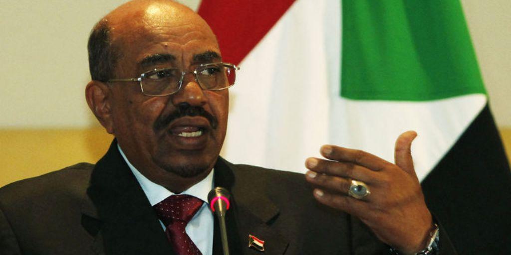 Président Soudanais Omar El Béchir