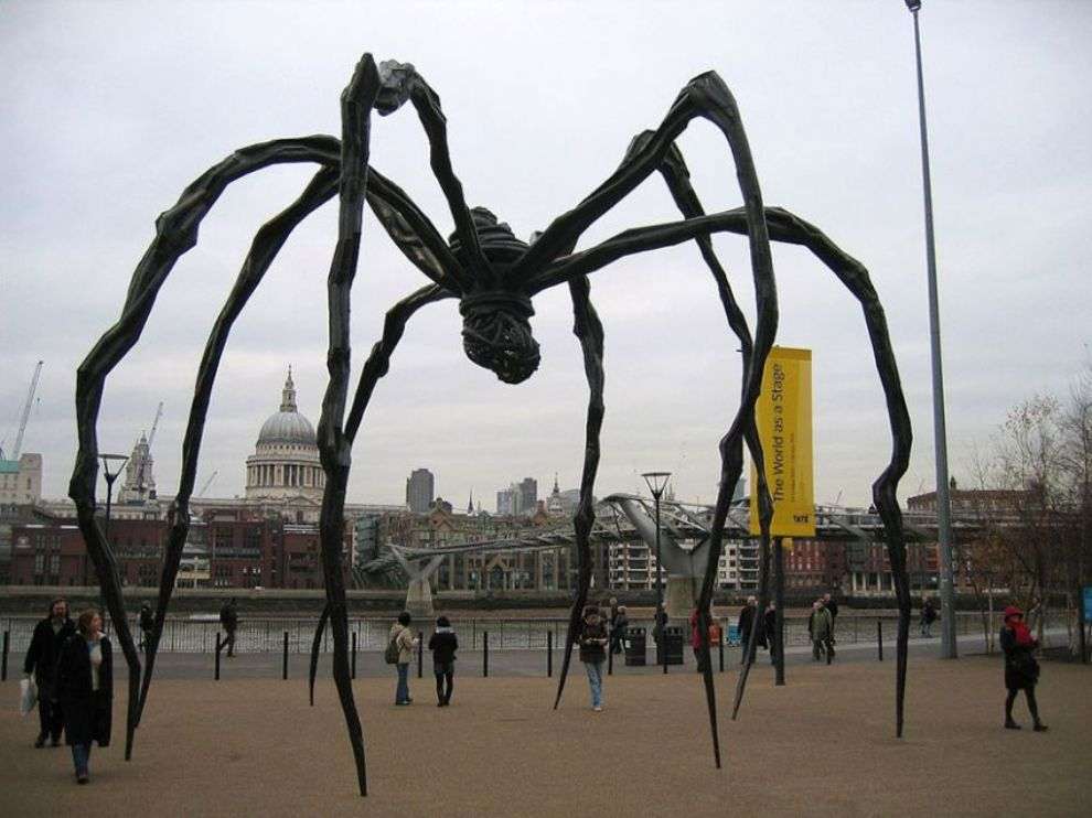 Street art IV : de bronze