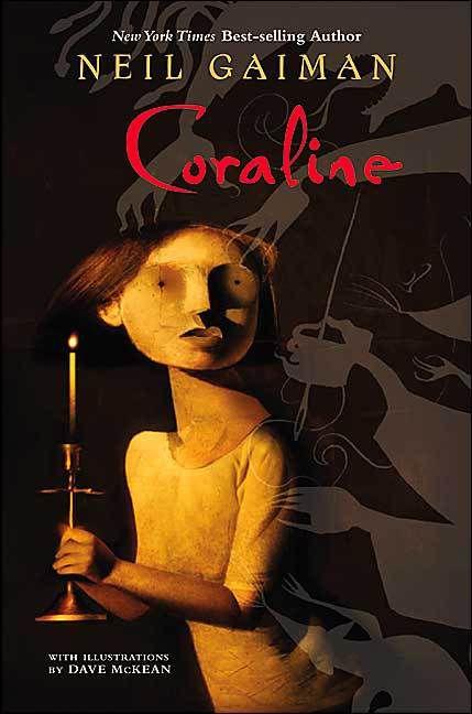 Coraline, Neil Gaiman, 2002
