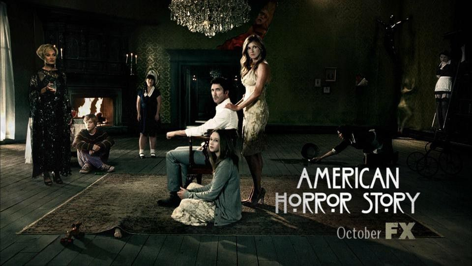 AMERICAN HORROR STORY, Saisons 1 à 4 (2011-2014)
