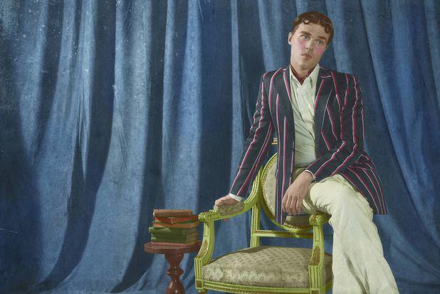 Dandy Mott, le fils à papa qui rêve d'être un artiste... et qui s'ennuie beaucoup !