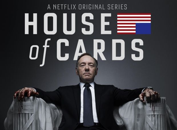 &quot&#x3B; HOUSE OF CARDS &quot&#x3B;, la série politico-dramatique à ne pas rater !