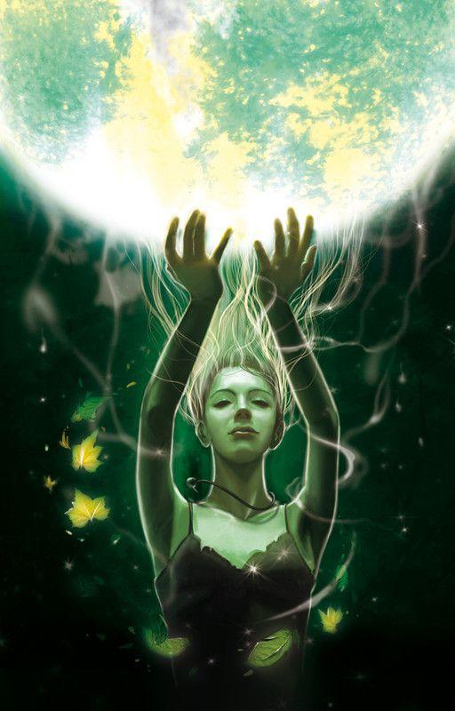 Ambre, la déesse badass de Mère Nature...