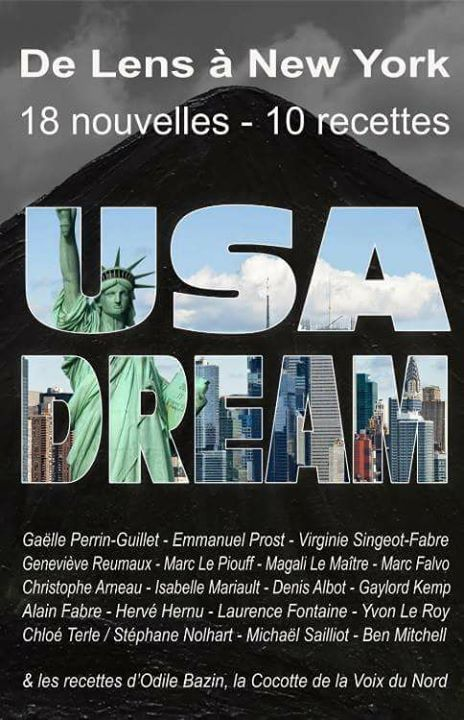 &quot&#x3B; USA DREAM &quot&#x3B; - Collectif (2017)