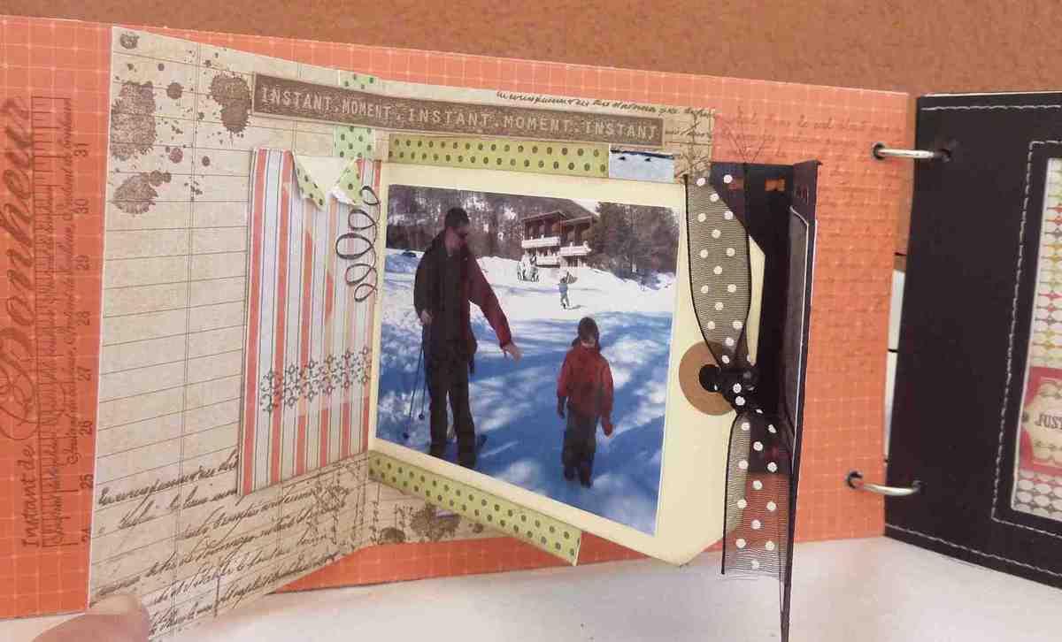 &quot&#x3B;mon&quot&#x3B; album plaisir hivernal
