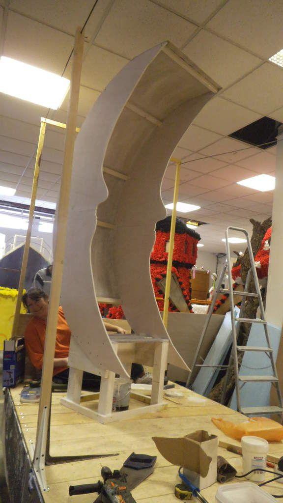 Préparation du CARNAVAL 2015