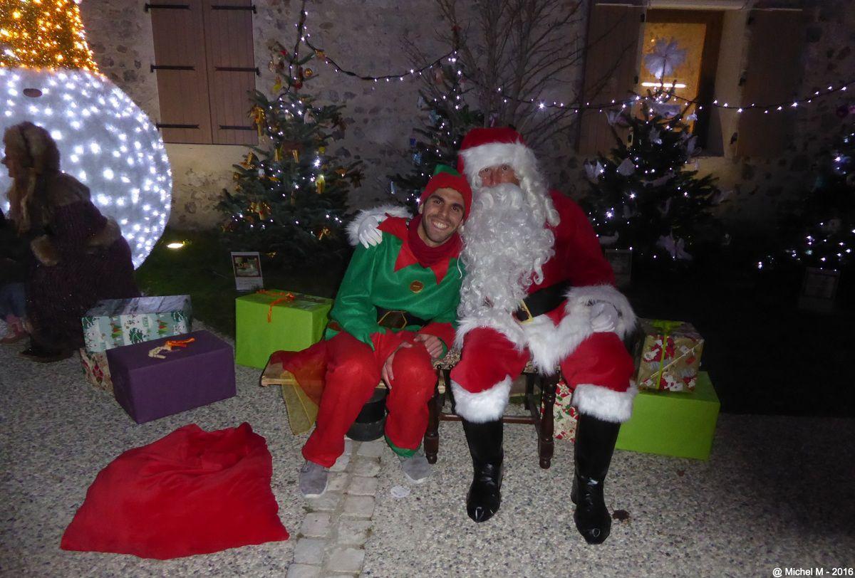 Marché de Noel de Montbonnot