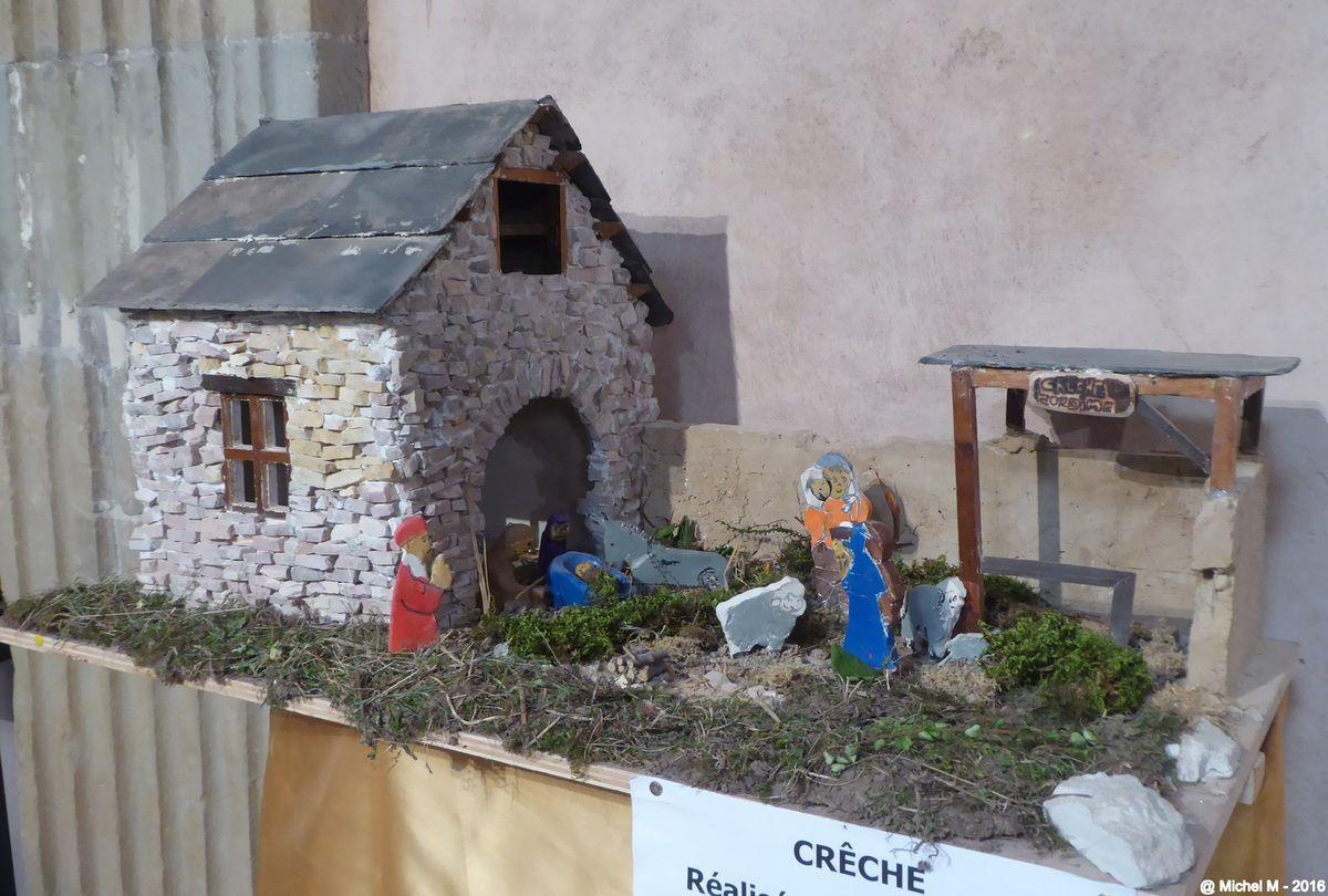 Festival de crèches à Grenoble