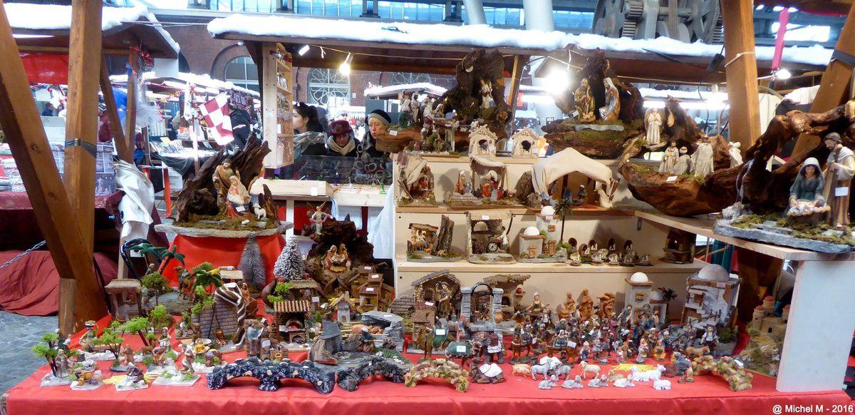 Marché de Noel à Turin (part1)