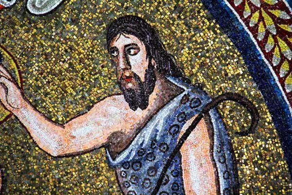 Ravenne 05 : le baptistère des Ariens. Jeudi 9 mai 2013