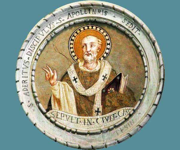 Ravenne 08 : Sant'Apollinare in Classe. Mardi 14 mai 2013