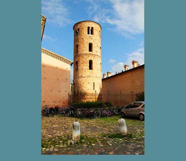 Ravenne 07 : San Vitale. Mardi 7 mai 2013