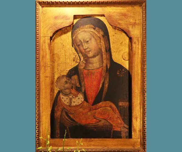 Ravenne 10 : San Giovanni Evangelista. Les 5 et 16 mai 2013