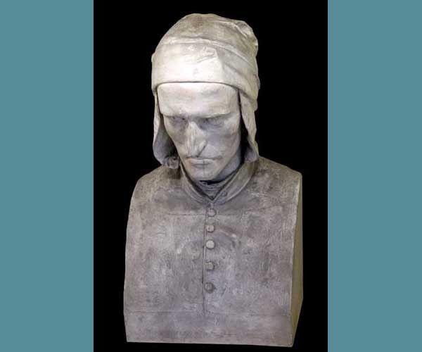 Ravenne 12 : Dante, sa tombe, le musée. Mai 2013