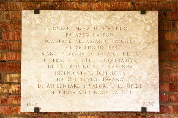 Ravenne 14 : palazzo et crypte Rasponi. Jeudi 16 mai 2013