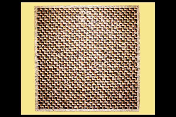 Ravenne 15 : Mosaici tra Inferno e Paradiso. Mercredi 15 mai 2013