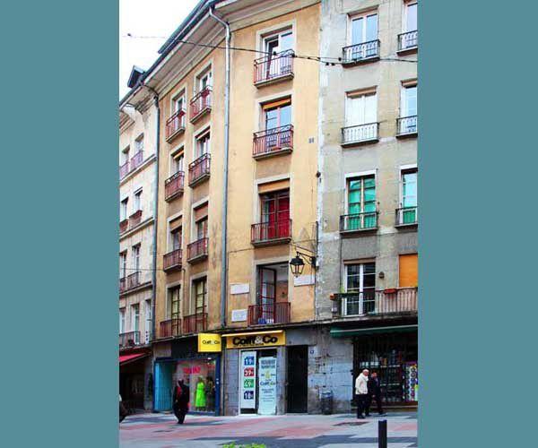 Grenoble et Manthes. 31 mai et 1er juin 2013