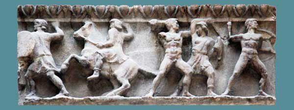 Le Moyen-Orient au musée du Louvre. Mercredi 17 juillet 2013