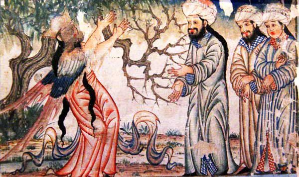L'Islam au musée de Pergame à Berlin. 31 juillet 2013