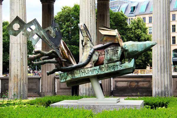 En ville à Berlin. 31 juillet et 1er août 2013