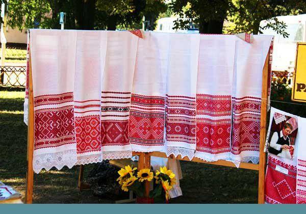 Fête folklorique à Goudievitchi. Samedi 17 août 2013