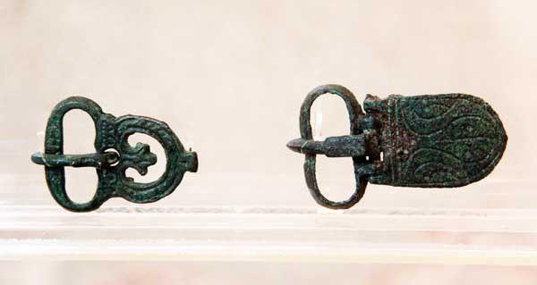 Musée byzantin d'Athènes, les objets. 11, 13 et 27 octobre 2013