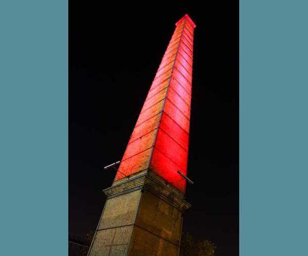 La technopole Gazi, à Athènes. Les 2 et 3 novembre 2013