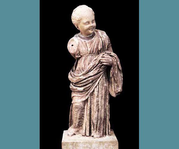Le musée de Delphes. Dimanche 23 mars 2014