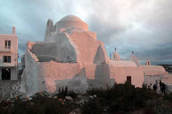 Mykonos. Du 17 au 19 aril 2014