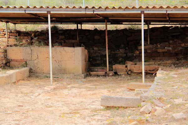 Héphaisteia, théâtre et site à Limnos. Les 27 et 29 mai 2014