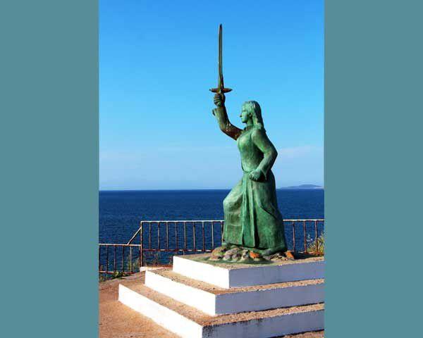Kotsinas (île de Limnos). Du 21 au 31 mai 2014