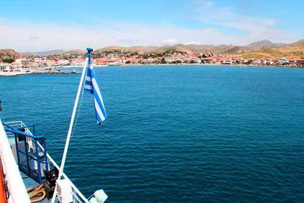 Bonjour Lesbos. Du 31 mai au 14 juillet 2014