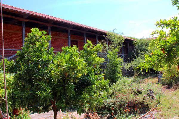 Lesbos 08 : Divers monastères. Juin et juillet 2014