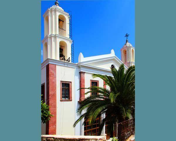 Lesbos 14 : Pamfila et Panagiouda. Les 3, 5 et 6 juin 2014