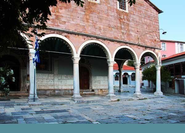Lesbos 13 : Lisvori, Agiasos, Perama. Juin et juillet 2014