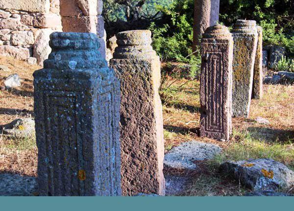 Lesbos 17 : paléochrétienne et ottomane. Juin 2014